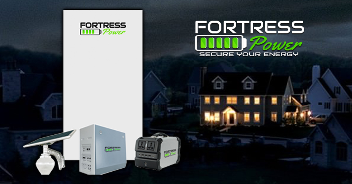 The Fortress Battery Solutions – Costa Rica Solar Products